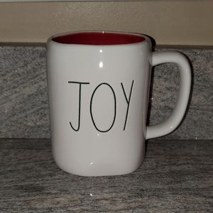 Rae Dunn Christmas Joy Mug